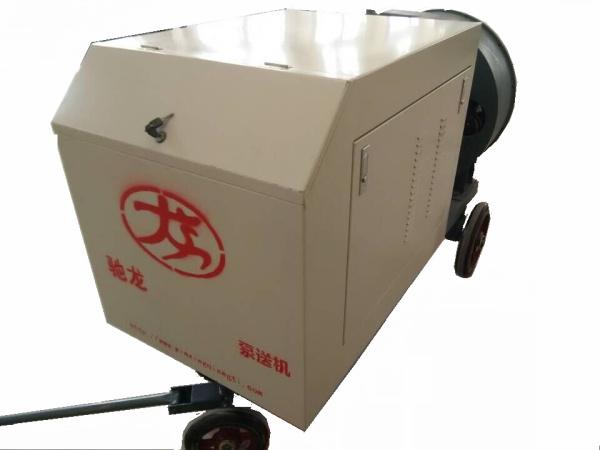 石膏基自流平泵送设备